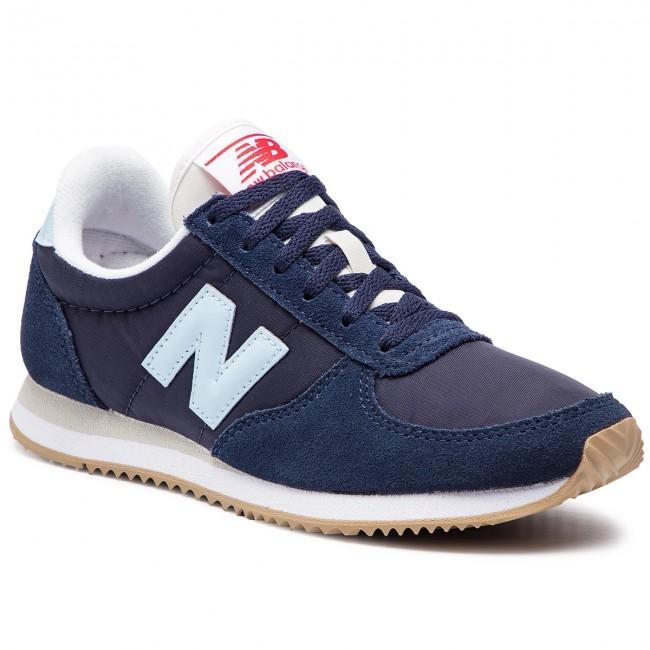 1628366ca7e Sneakersy NEW BALANCE - WL220CRC Tmavo modrá - Sneakersy ...