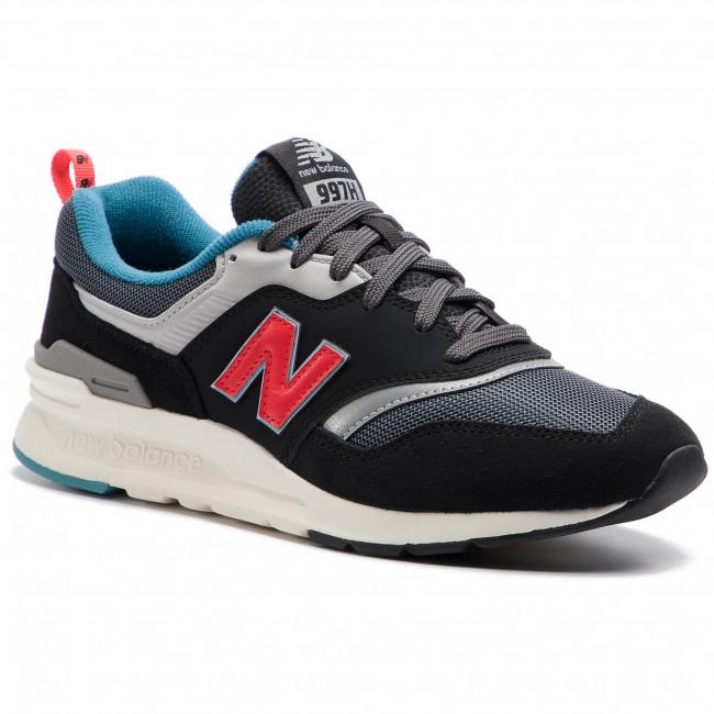 c4c3f4af5bc7 Sneakersy NEW BALANCE - CM997HAI Čierna Farebná - Sneakersy ...