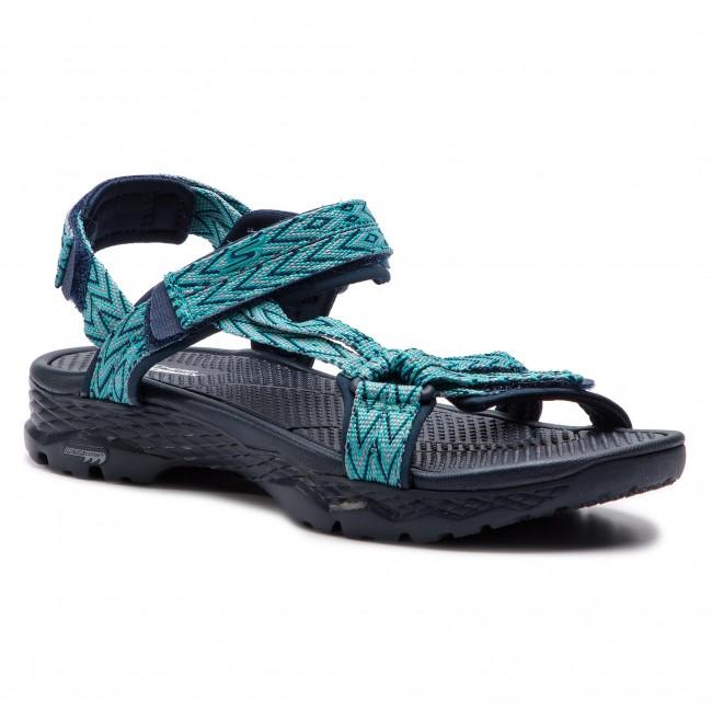 bc92c25ce5b0 Sandále SKECHERS - Runyon 14644 NVY Navy - Sandále na každodenné ...