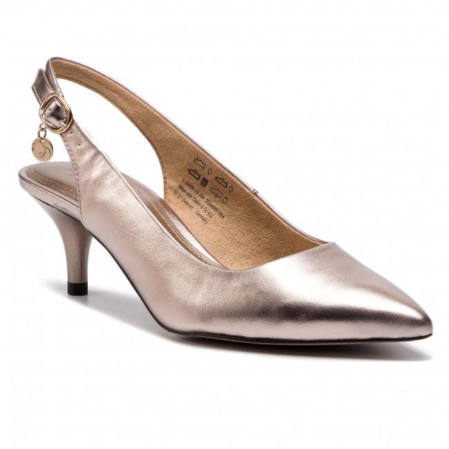 Sandále S.OLIVER - 5-29500-22 Rose Gold 594 - Elegantné sandále ... 8b0c547e3ae