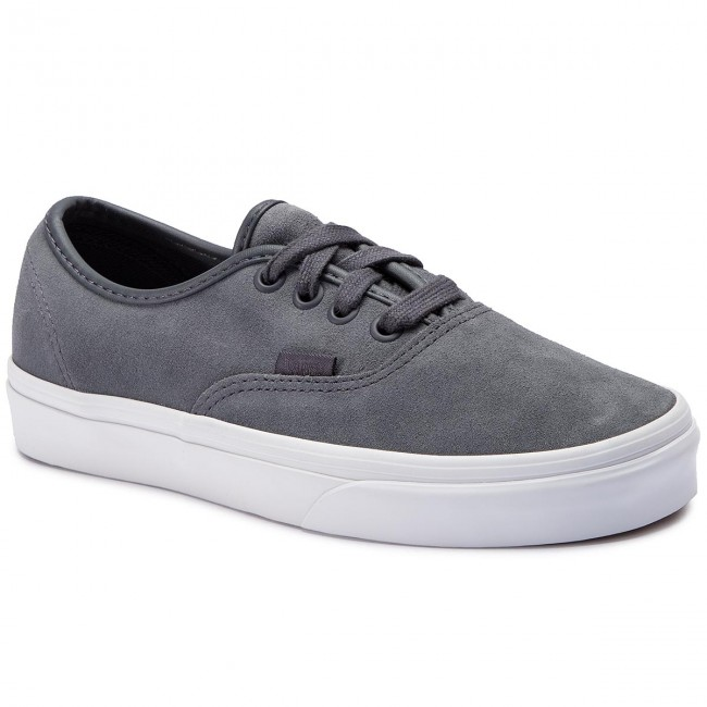Tenisky VANS - Authentic VN0A38EMVKE1 (Soft Suede) Ebony True W ... 6d6df7336fd