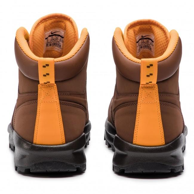 21ca4b8a0 Topánky NIKE - Manoa Leather 454350 203 Fauna Brown/Fauna Brown - Outdoorové  topánky - Čižmy a iné - Pánske - eobuv.sk