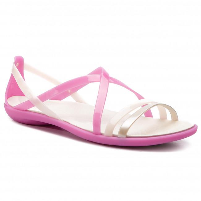 e6f2108b4c8a Sandále CROCS - Isabella Strappy Sandal W 204915 Violet Oyster ...