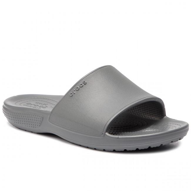 45635703a Šľapky CROCS - Classic II Slide 205732 Slate Grey 1 - Šľapky ...