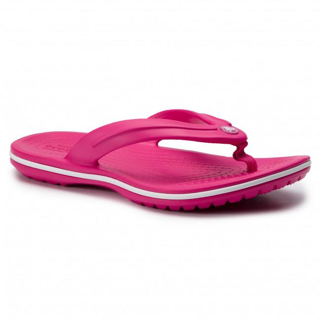 34a78ecf54 Žabky CROCS - Crocband Flip Gs 205778 Candy Pink - Žabky - Šľapky a ...