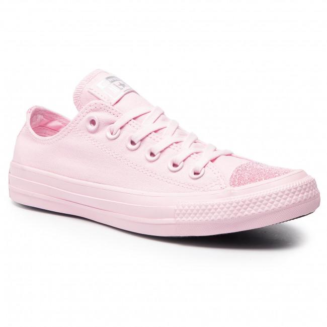 Tenisky CONVERSE - Ctas Ox 563466C Pink Foam Pink Foam Pink Foam ... 21b886b3865
