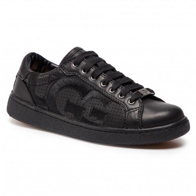 bcacb2e1e0 Sneakersy UGG - W Milo Graphic 1099898 W Blk - Sneakersy ...