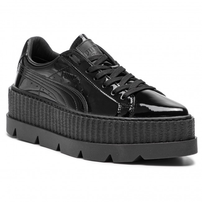 Poltopánky PUMA - Pointy Creeper Patent Wn s 366270 01 Black ... 0c3fc1f97c1
