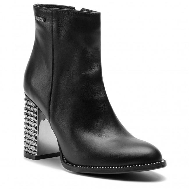 d2b8508e211 Členková obuv R.POLAŃSKI - 0984 Czarny Lico - Kotníková obuv - Čižmy ...