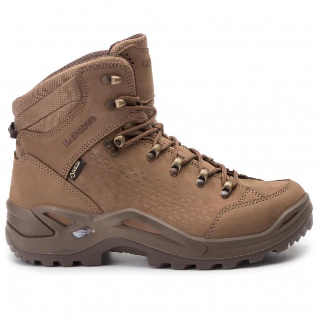 4407e1f6778f6 Trekingová obuv LOWA - Renegade Gtx Mid Sp GORE-TEX 310900 Muskat 0472