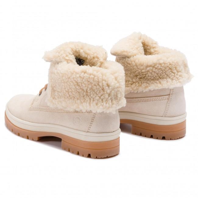 e3c7d58e17 Outdoorová obuv TAMARIS - 1-26254-21 Cream 460 - Outdoorové topánky ...