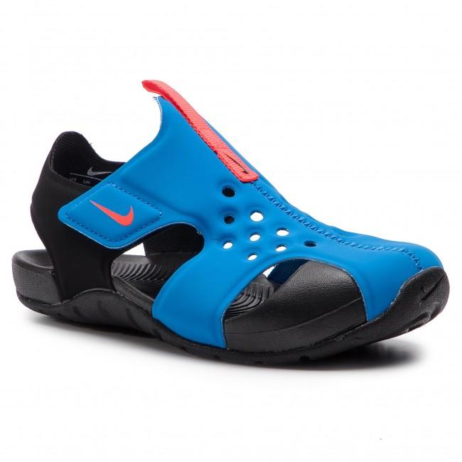 a84faa5bd927 Sandále NIKE - Sunray Protect 2 (PS) 943826 400 Photo Blue Bright Crimson