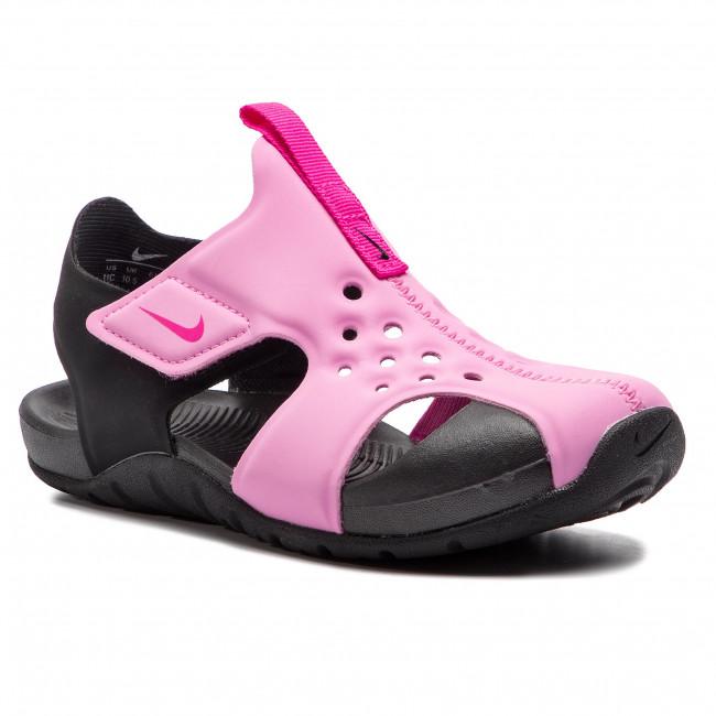 3a9731a9a2cc Sandále NIKE - Sunray Protect 2 (PS) 943826 602 Psychic Pink Laser Fuchsia