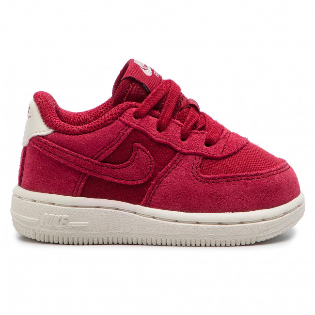 c34cfbd311e Topánky NIKE - Force 1 Suede (Td) AR0267 600 Red Crush/Red Crush/Sail