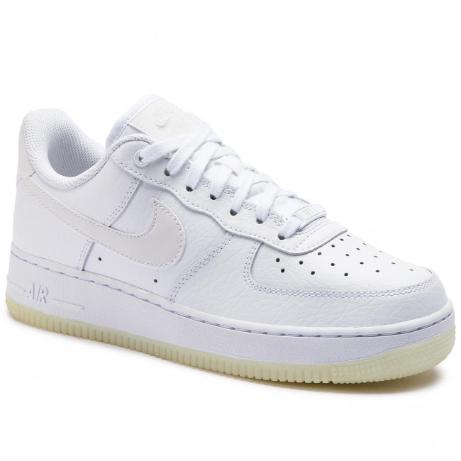 4c250b9c02 Topánky NIKE - Air Force 1  07 Ess AO2132 101 White White White ...