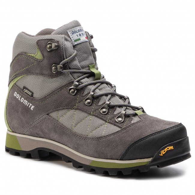 8ec63b0137 Trekingová obuv DOLOMITE - Zernez Gtx GORE-TEX 248115-1159 Graphite  Grey Olive