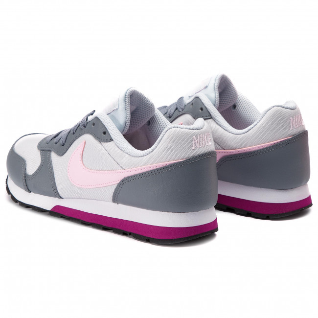 a96379a7eda30 Topánky NIKE - Md Runner 2 (GS) 807319 017 Pure Platinum/Pink Foam ...