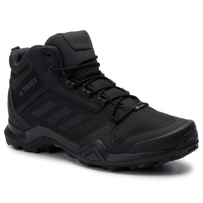 baae6c214df87 Topánky adidas - Terrex Ax3 Mid Gtx GORE-TEX BC0466 Cblack/Cblack/Carbon