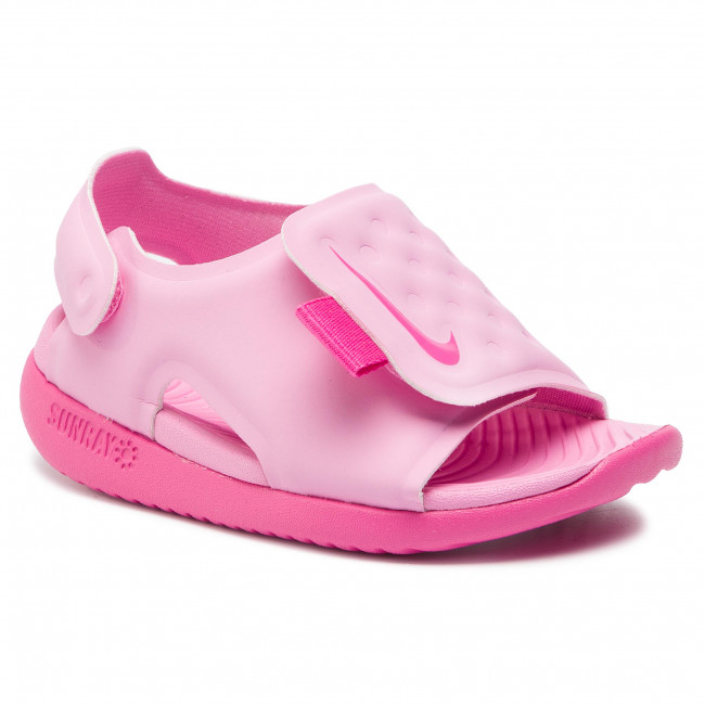 22e6f87e7 Sandále NIKE - Sunray Adjust 5 (TD) AJ9077 601 Psychic Pink/Laser Fuchsia