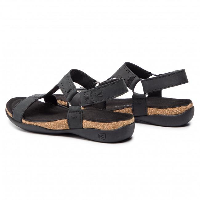 f6dd8de9221d Sandále KEEN - Kaci Ana T Strap Sandal 1020443 Black - Sandále na ...