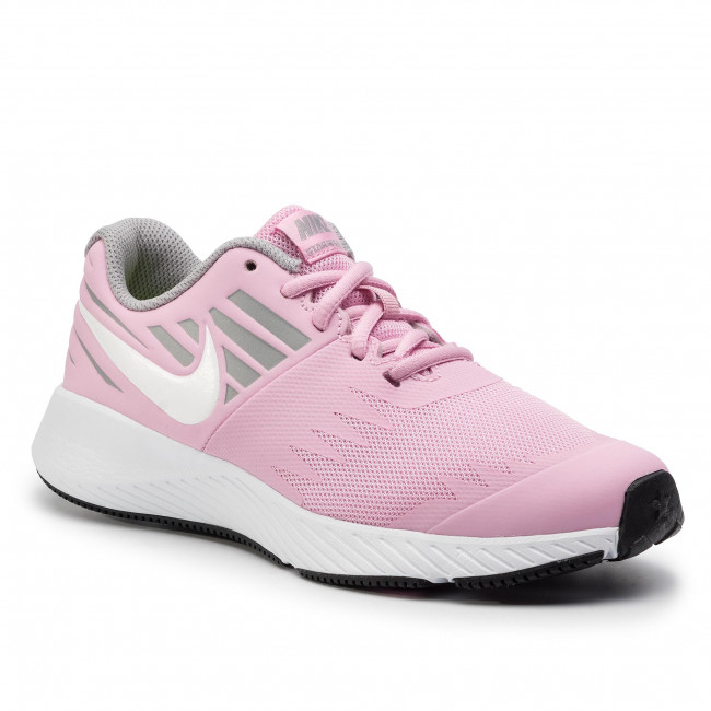 433663ccba Topánky NIKE - Star Runner (GS) 907257 602 Pink Rise White ...