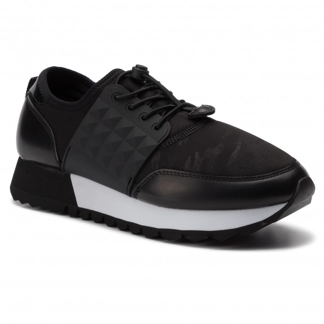 d6c218299be02 Sneakersy S.OLIVER - 5-23613-33 Black Comb 098 - Sneakersy ...