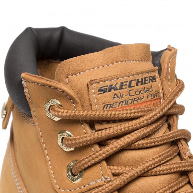 Outdoorová obuv SKECHERS Verdict 4442WTG WheatGum