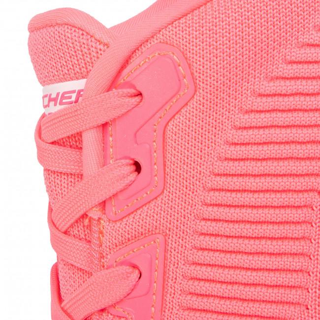 Topánky SKECHERS Bobs Squad 33162NPNK Neon Pink