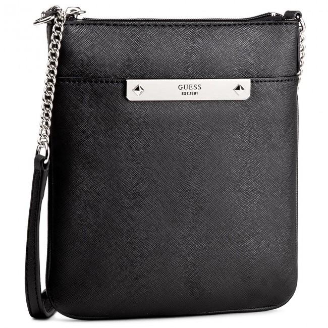 Kabelka GUESS - Britta (VY) Mini-Bag HWVY66 93700 BLA - Listové ... 689c751ccfe