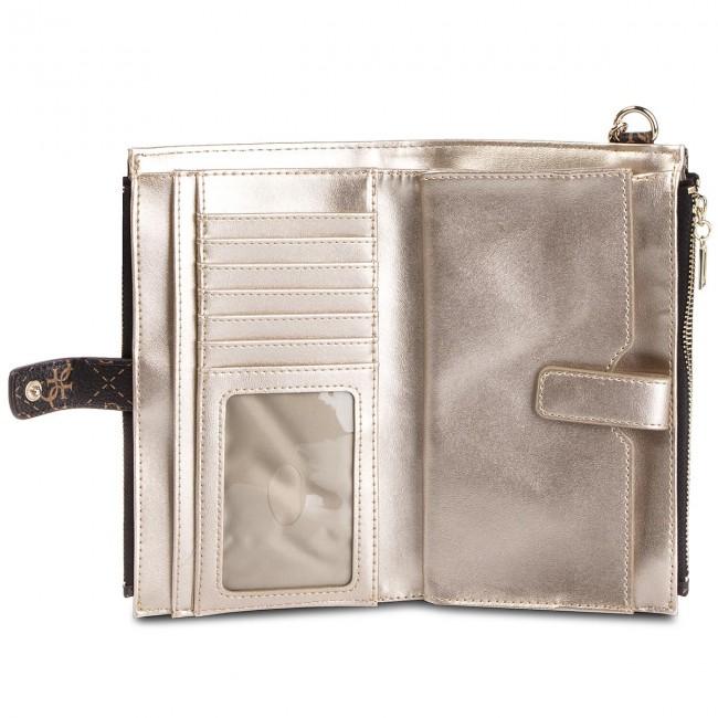fa3f74139e Veľká Peňaženka Dámska GUESS - SWSG72 95570 BROWN - Dámska peňaženka ...