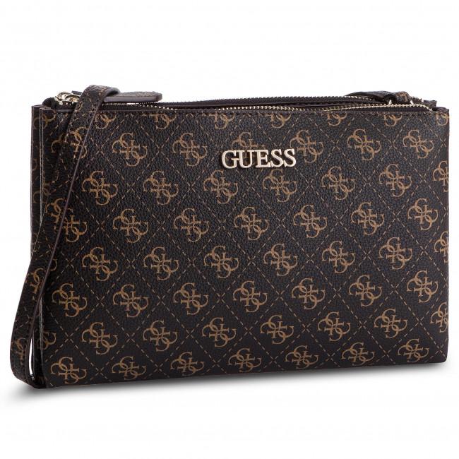 Kabelka GUESS - Maci (SG) Mini-Bag HWSG72 95700 BRO - Listové ... ad0aaf2f457