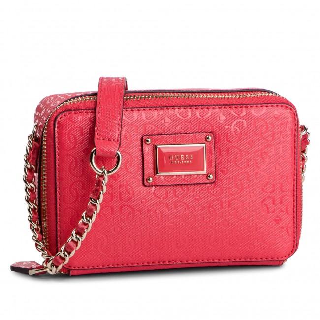 8c685f129 Kabelka GUESS - Shannon (SG) Mini-Bags HWSG72 97700 COR - Listové ...