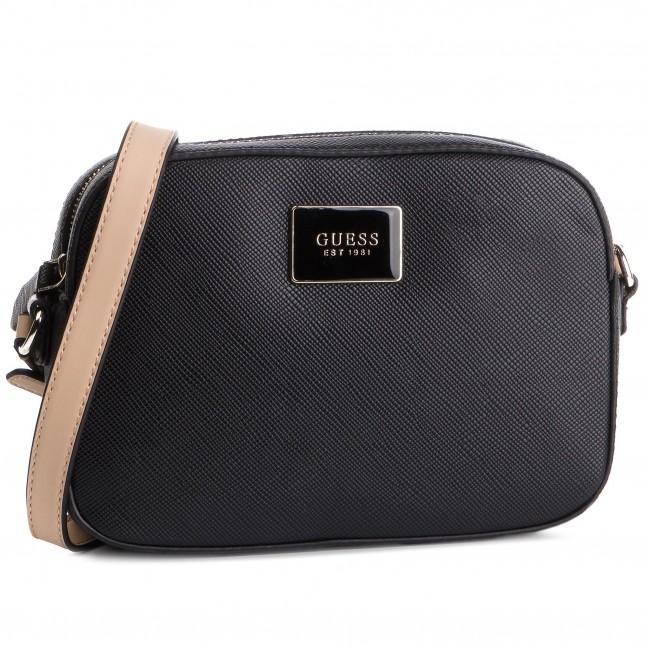 296317e00b Kabelka GUESS - Kamryn (ER) HWER66 91120 BLA - Listové kabelky ...