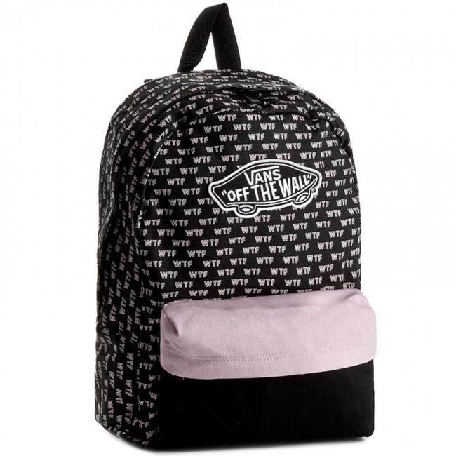 001aaccaa9 Ruksak VANS - Realm Backpack VN000NZ0M90 Wtf - Športové tašky a ...