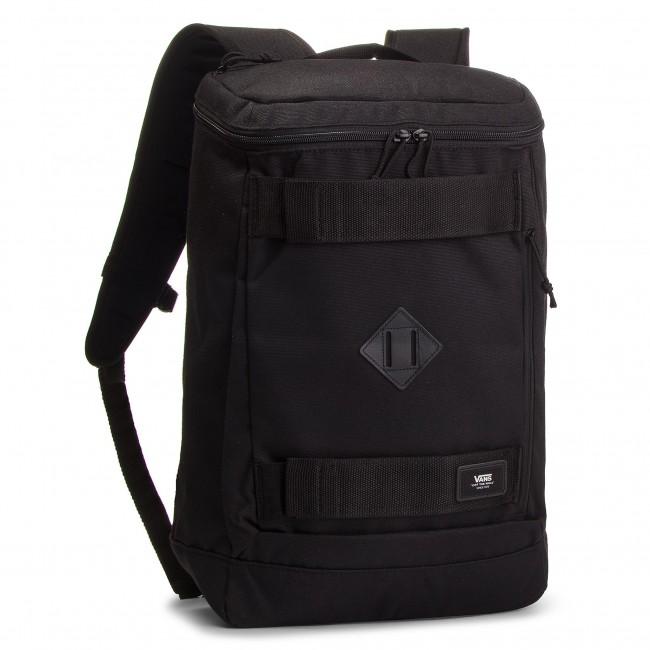 8c3474df13 Ruksak VANS - Hooks Skatepack VN0A3HM2BLK Black - Športové tašky a ...