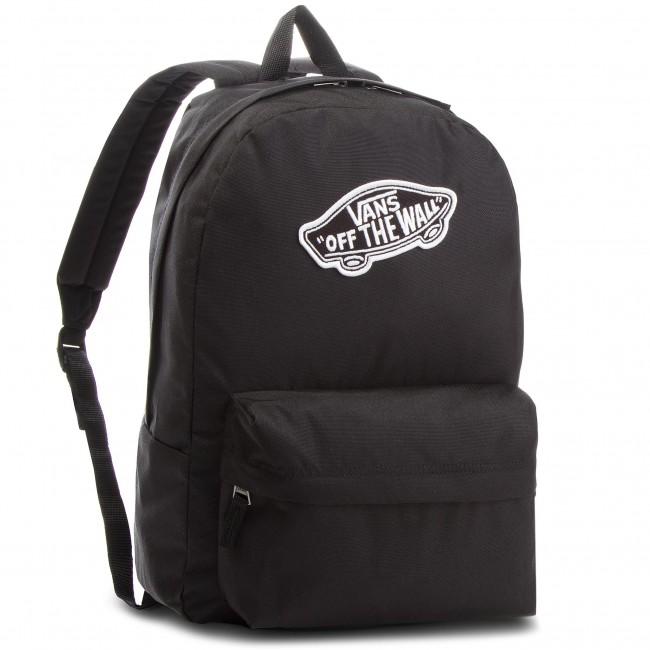 688f91ca36 Ruksak VANS - Realm Backpack VN0A3UI6BLK Black - Športové tašky a ...