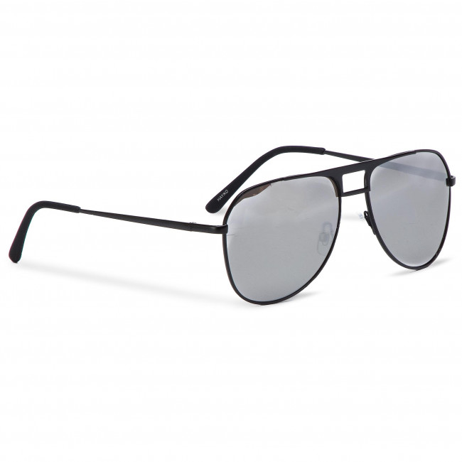 d668ff05b Slnečné okuliare VANS - Hayko Shades VN0A3I4MCVQ1 Matte Black/Silver Mirror