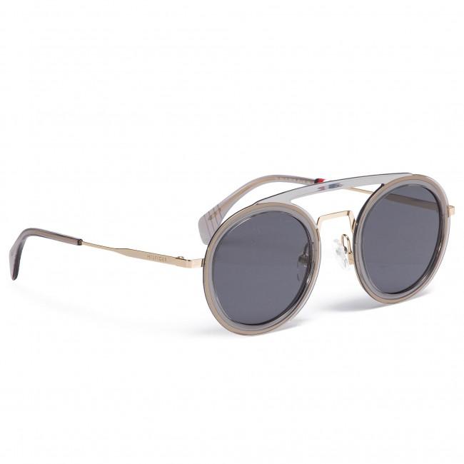 Slnečné okuliare TOMMY HILFIGER - 1541 S Grey KB7 - Dámske - Slnečné ... 84c79387113