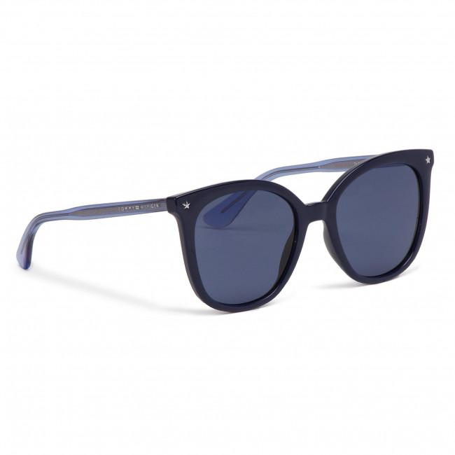 Slnečné okuliare TOMMY HILFIGER - 1550 S Blue PJP - Dámske - Slnečné ... 546a868eb1f