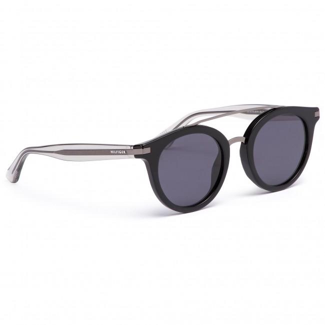 Slnečné okuliare TOMMY HILFIGER - 1517 S Black 807 - Dámske ... 9f4e61151d7