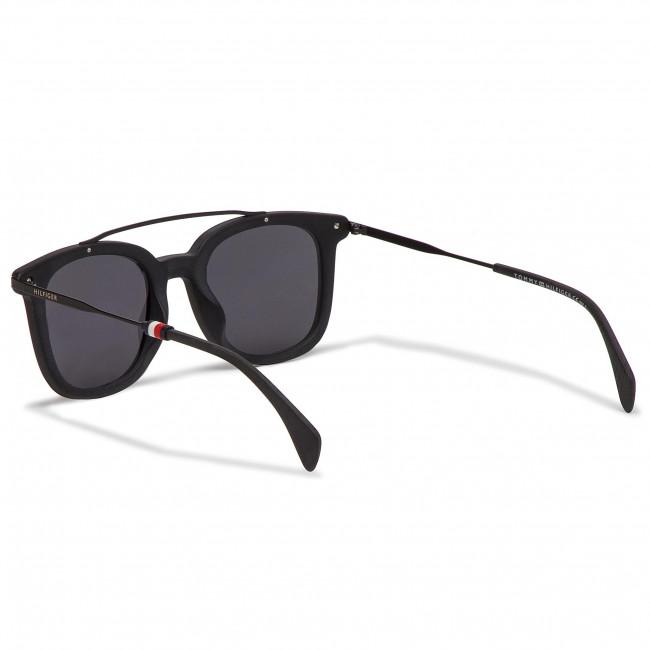 b236884de Slnečné okuliare TOMMY HILFIGER - 1515/S Black 807/1 - Pánske ...