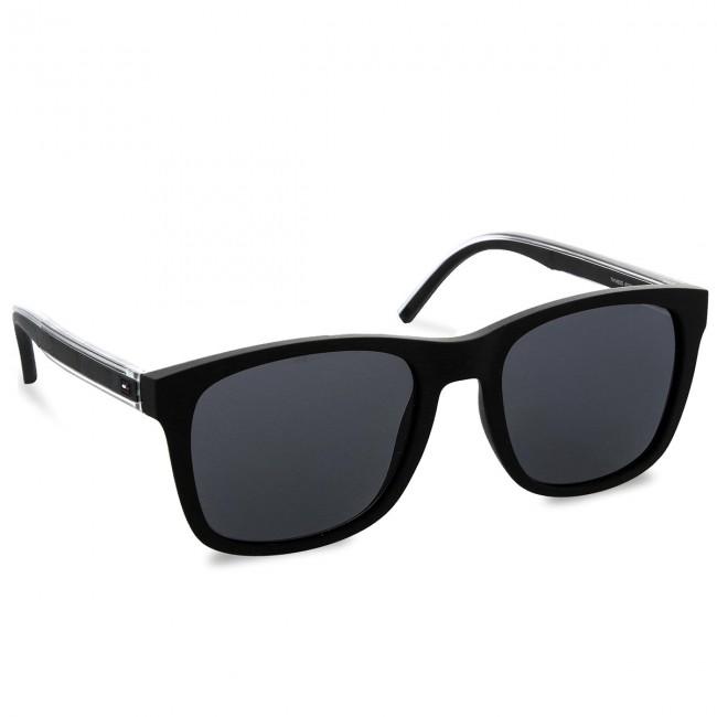 934a8fa6e Slnečné okuliare TOMMY HILFIGER - 1493/S Black 807 - Pánske ...
