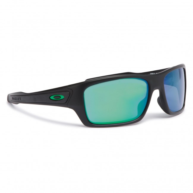560e971b9 Slnečné okuliare OAKLEY - Turbine OO9263-15 Matte Black/Jade Iridium ...