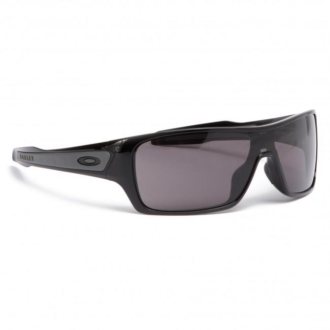 98f6025f4 Slnečné okuliare OAKLEY - Turbine Rotor OO9307-01 Polished Black/Warm Grey