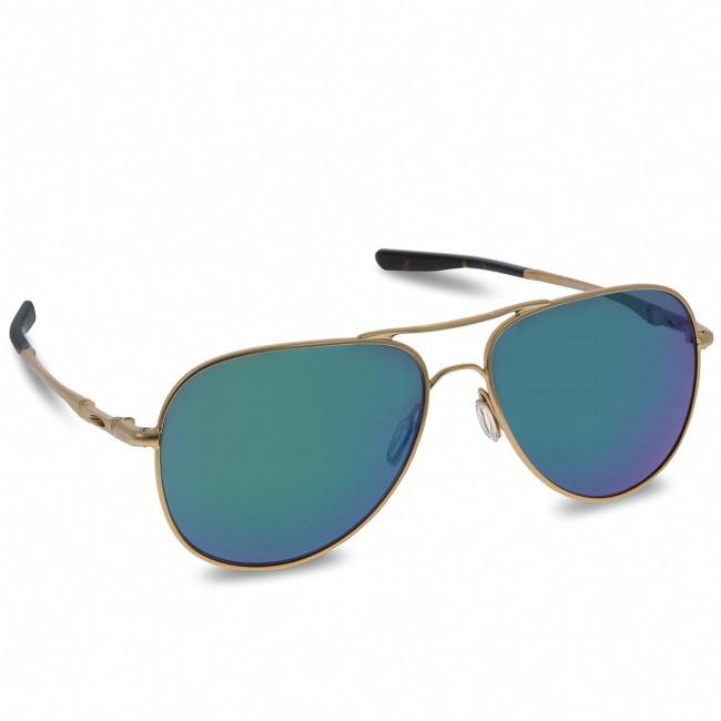Slnečné okuliare OAKLEY - Elmont (Large) OO4119-1460 Matte Gold Jade ... 1d8035bcce8