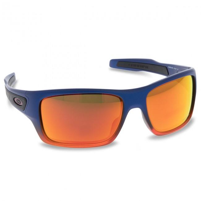 fc15d6875 Slnečné okuliare OAKLEY - Turbine OO9263-4463 Orange Pop Fade Prizm Ruby