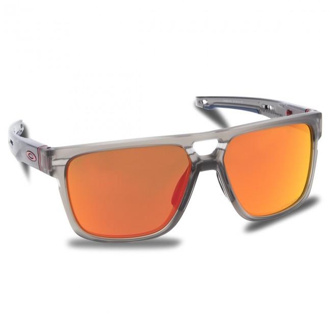 a9db8a66b Slnečné okuliare OAKLEY - Crossrange Patch OO9382-0560 Matte Grey Ink/Prizm  Ruby