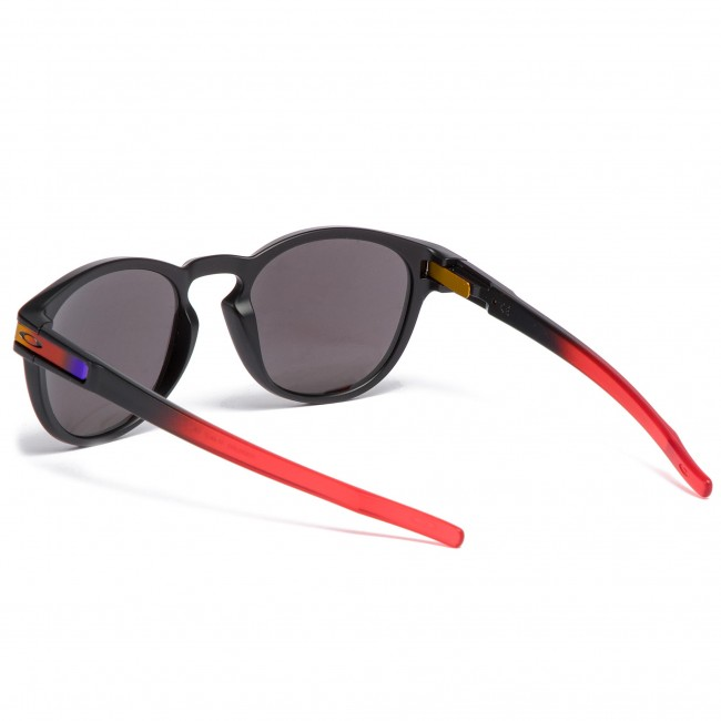 Slnečné okuliare OAKLEY - Latch OO9265-2653 Ruby Fade Prizm Black Polarized 0d188c9e80d