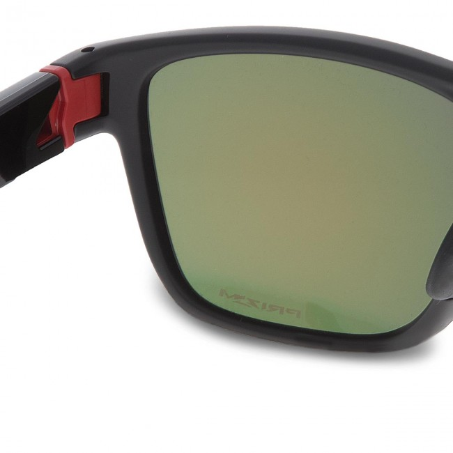 Slnečné okuliare OAKLEY - Crossrange XL OO9360-1258 Matte Black Prizm Ruby 71d3c43c7b0