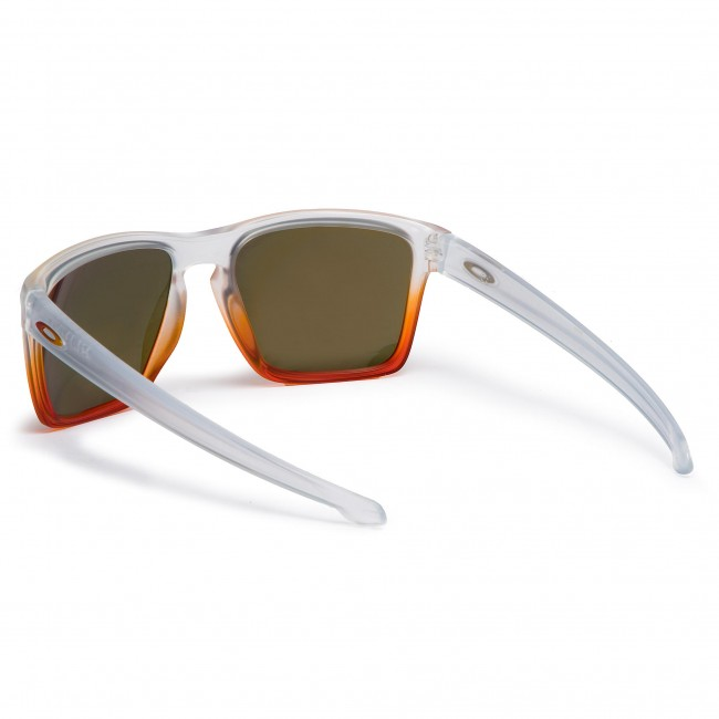 Slnečné okuliare OAKLEY - Sliver Xl OO9341-2757 Ruby Mist Prizm Ruby ... aa509918a4a